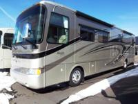 2007 Monaco Knight M-40PDQ. One Owner- 40 feet 2007