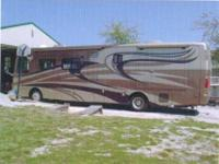 this was a show coach at FMCA rally. purchased new by