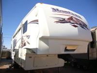Check out this Super Clean Montana 5th Wheel! We just