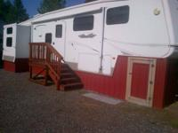 2007 Montana Mountaineer Edition 5th Wheel offers