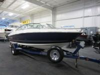 CLEAN 2007 MONTEREY 194 FS WITH ONLY 194 ENGINE HOURS!