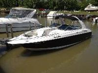 2007 Monterey Boats 298SS Cleveland, Ohio LOADED BOAT!