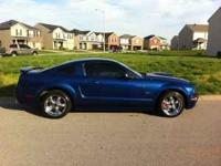2007 Mustang GT. 18,500 miles. After market wheels and