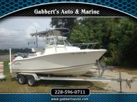 2007 Nautic Star Offshore - $24,000