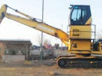 2007 NEW HOLLAND EC215, Exterior: Yellow, New Holland