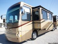 Chassis 2007 Newmar Dutch Star with 4 slide outs -