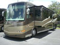 2007 Newmar Mountain Aire 4528 You Can Roll Like a Rock