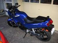 Hello. I am offering my 2007 Ninja 250. I have other
