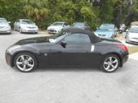 2007 NISSAN 350 Z ROADSTER IS A BEAUTIFUL VEHICLE.