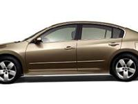 2007 Nissan Altima 2.5L I4 SMPI DOHC Please contact the