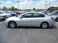 Look at this 2007 Nissan Altima . Its transmission and