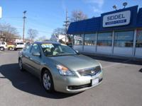 This 2007 Nissan Altima 2.5 S is just the great