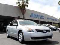Options:  2007 Nissan Altima 4Dr Sdn V6 Cvt 3.5