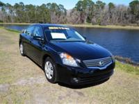 Very Nice Altima 'S' Edition! BRAND NEW TIRES! Priced