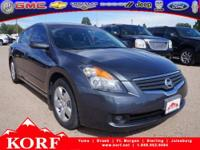 2007 Nissan Altima 4dr Car 2.5 Our Location is: Korf