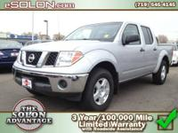 2007 Nissan Frontier Crew Cab Pickup - Short Bed SE Our