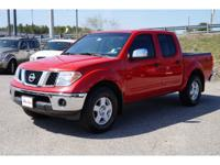 Exterior Color: red alert, Body: SE 4dr Crew Cab 4WD