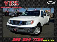 Options:  2007 Nissan Frontier Se|**Internet Price**