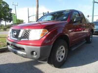 New Arrival! LOW MILES, This 2007 Nissan Frontier XE