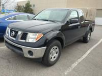 We are excited to offer this 2007 Nissan Frontier.