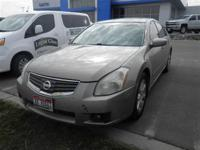 Maxima 3.5 SL. Call and ask for details! Nissan FEVER!