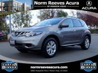 2007 Nissan Murano 2WD 4dr SL SUV Condition:Used Clear