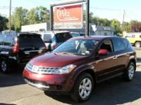 2007 NISSAN MURANO AWD 4dr S Our Location is: The Wiz