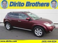 Body Style: SUV Engine: 6 Cyl. Exterior Color: Merlot