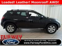 Recent Arrival***2007 Nissan Murano AWD***Power