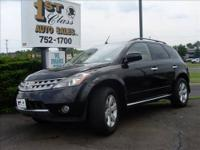 2007 Nissan Murano SUV S Our Location is: 1st Class