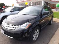 2007 Nissan Murano SUV S Our Location is: Orr Preowned
