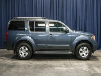 Two Owner AWD SUV with Towing Package!  Options:  Rear