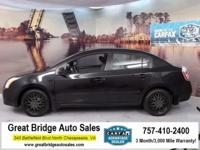 2007 Nissan Sentra CARS HAVE A 150 POINT INSP, OIL
