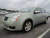 The 2007 Nissan Sentra is a economy sedan that doesn't