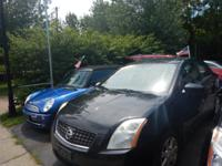 2007 Nissan Sentra Color is black Fully loaded Cloth