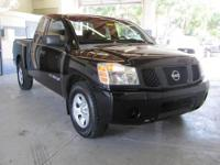 2007 Titan XE Kingcab ** 2-Owners ** Adult Driven **