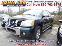 GET A LOW PAYMENT! This 2007 Nissan Titan LE has Heated