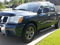 Clean 2007 Nissan Titan unique eidition, automatic v8 4