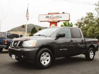 Options:  2007 Nissan Titan Xe|Carfax One-Owner. Clean