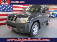 Options:  2007 Nissan Xterra S|We Sell Our Vehicles At