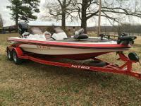 2007 Nitro 898 Please call boat owner Max at 901-299-