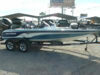 2007 Nitro 901DC w/200hp Opti only 92.5 hours,