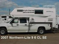 2007 Northern Lite Truck Camper: True four-season