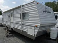 2007 Northwood Northwind 30NP Bunk House Super Slide
