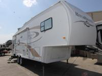 2007 Nu-Wa Hitchhiker 28.5RLG Fifth Wheel RV Double