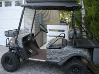 2007 Badboy BBSUV ATV. This powersport has 100 hours