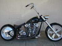 2007 DMC IL CAPO Wild custom bobber, all top of the