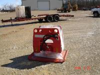 2007 Other Plate Compactor New ROCKRAM Plate Compactor