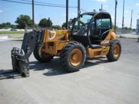 2007 Other TX842R CASE TELESCOPIC FORKLIFT Telehandlers