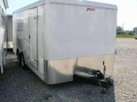 These top quality flat-top trailers include performance